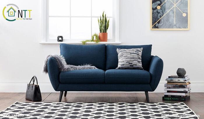 Mẫu 14 Sofa văng nỉ