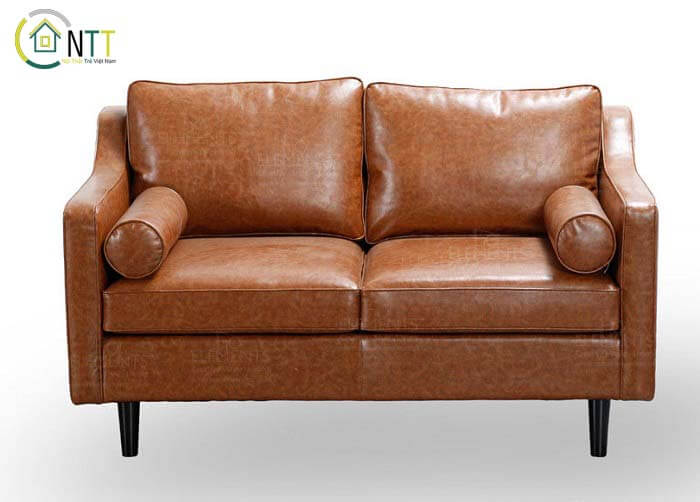 Mẫu 17 - Sofa văng da