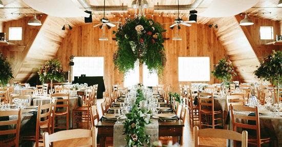 Ý tưởng 21 trang trí không gian tiệc cưới đẹp