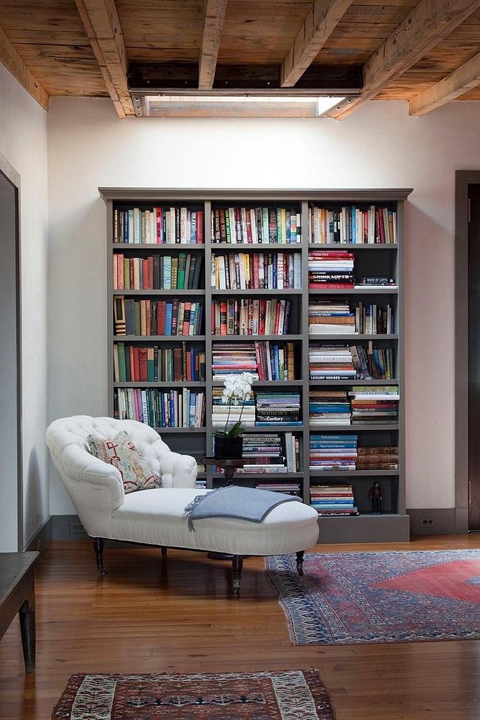 Mẫu 33 không gian phòng sách gia đình
