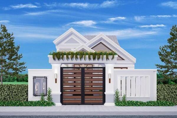 mẫu nhà đẹp cấp 4 giá xây 300 triệu