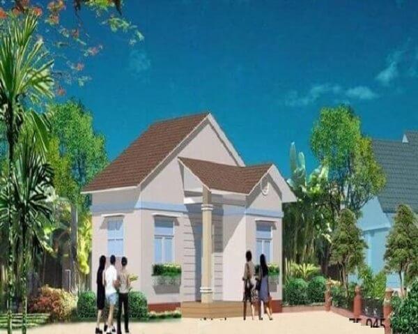 xây nhà chi phí 100 triệu đồng