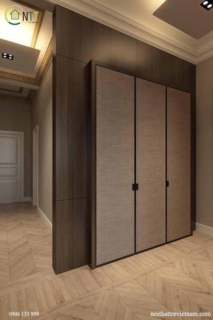 tủ quần áo gỗ mdf hà nội