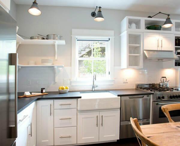 Phòng bếp nhà đẹp cấp 4