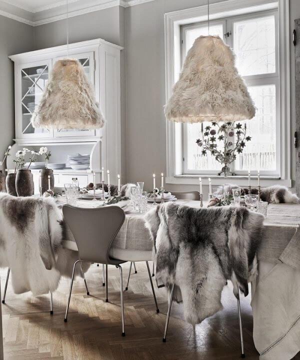 Phòng ăn phong cách Game of Thrones