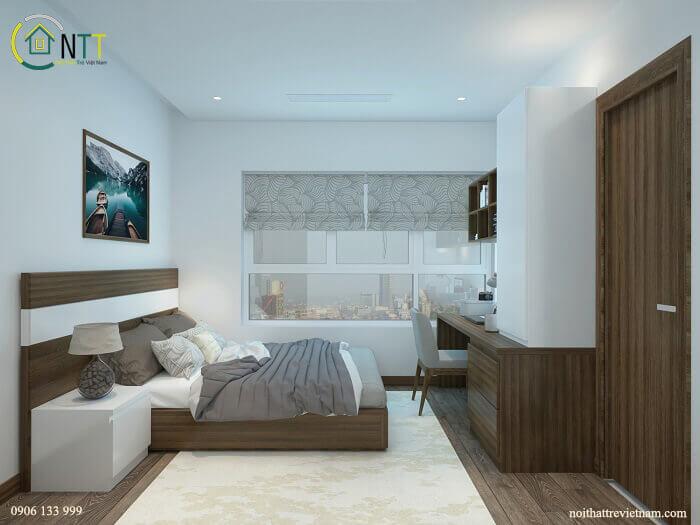 Giường gỗ công nghiệp 1m2