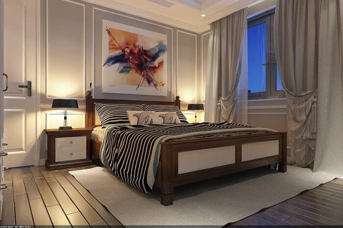 Mẫu 20 giường 2m x 2m2