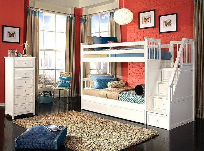 Mẫu 21 giường tầng đẹp