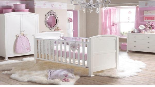 Mẫu 34 giường em bé, giường cho trẻ em