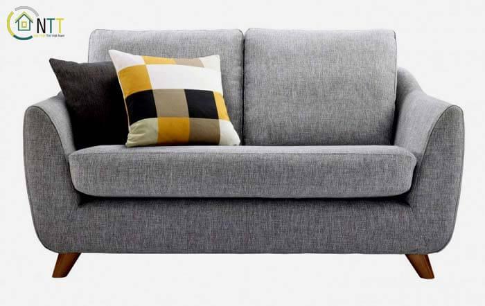 Mẫu 42 Ghế sofa nỉ đơn