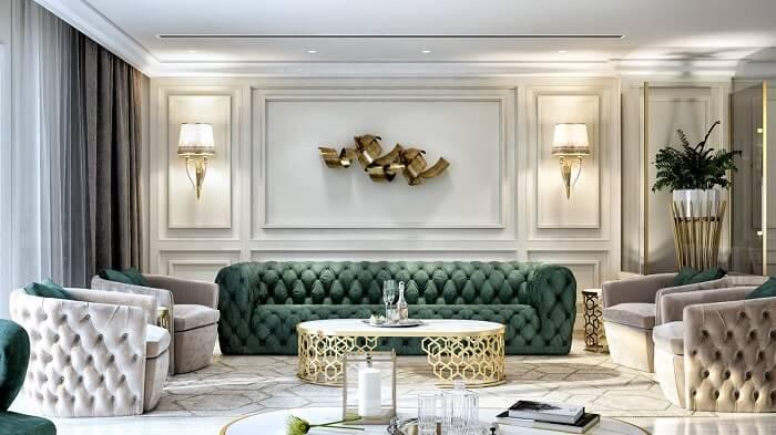 nội thất luxury