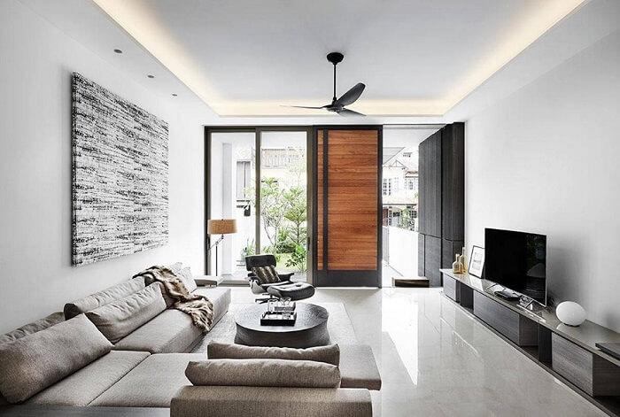 Thiết kế nội thất nhà 2 tầng 100m2