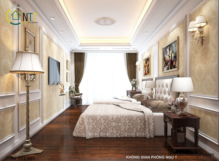 Cách bố trí phòng trong khách sạn