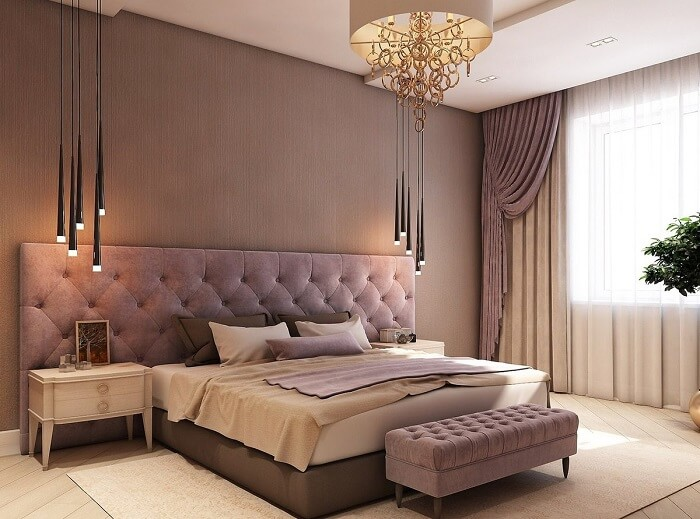 24 Ý tưởng trang trí phòng ngủ màu hồng đẹp nhất cho nàng
