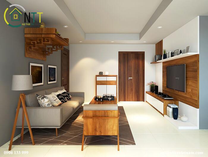 Sofa phòng khách hiện đại