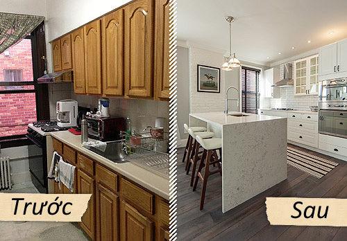 Thiết kế cải tạo sửa chữa chung cư cũ đẹp với nội thất chung cư cao cấp