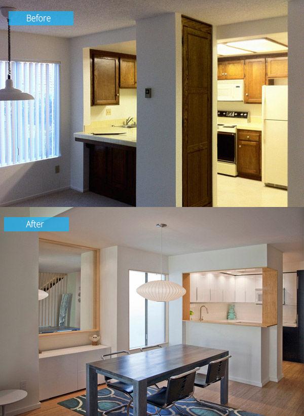 Thiết kế cải tạo nội thất chung cư cao cấp đẹp ở Hà Nội