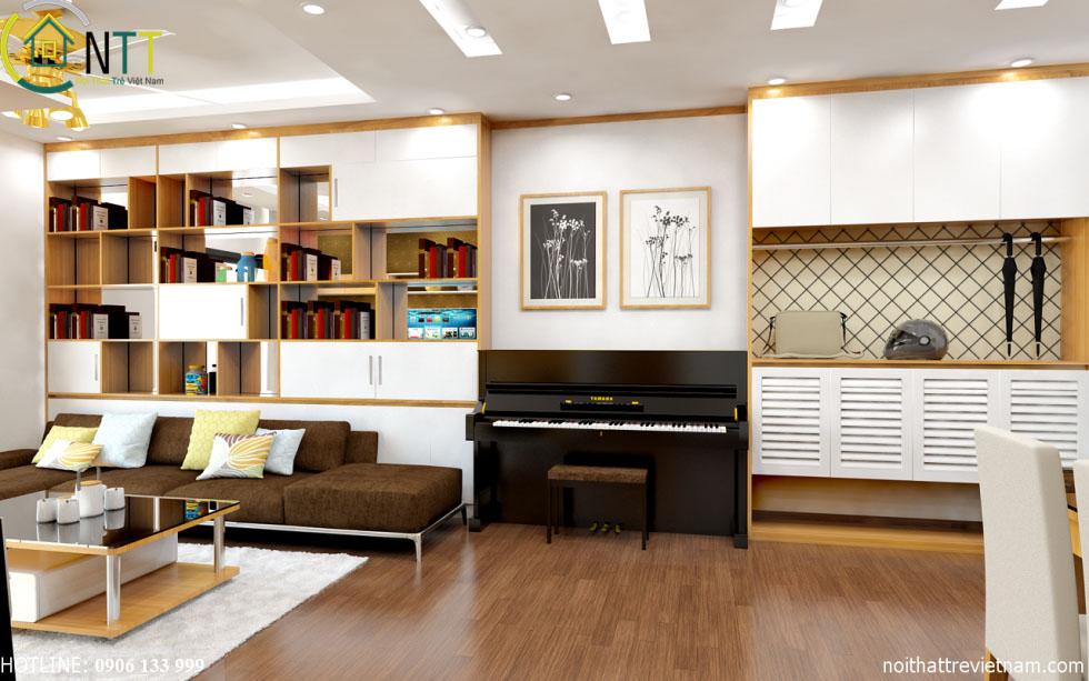Đơn giá hoàn thiện căn hộ chung cư bao nhiêu?