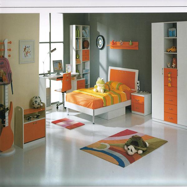 Phòng ngủ cho trẻ với nội thất đẹp, kích thích sáng tạo