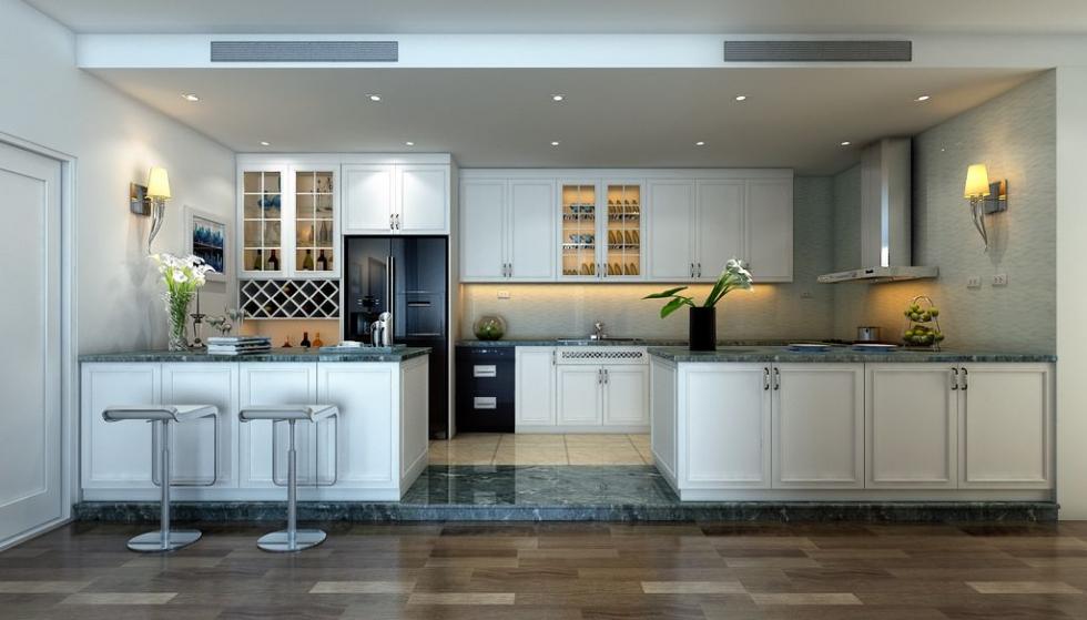 Mỗi căn hộ nên có một ngôn ngữ thiết kế riêng để định hình phong cách