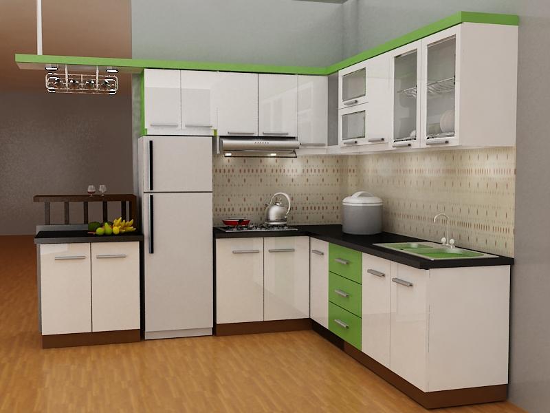 10 mẫu thiết kế nhà bếp cấp 4 ở nông thôn đơn giản, rẻ đẹp hiện đại nhất hiện nay