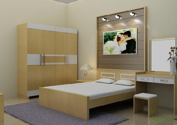 Đôi khi chỉ cần thay đổi các bố trí các đồ nội thất thôi đã khiến căn phòng mang một phong cách khác