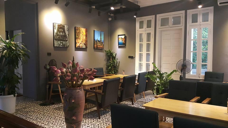 Uptown Terrace coffe