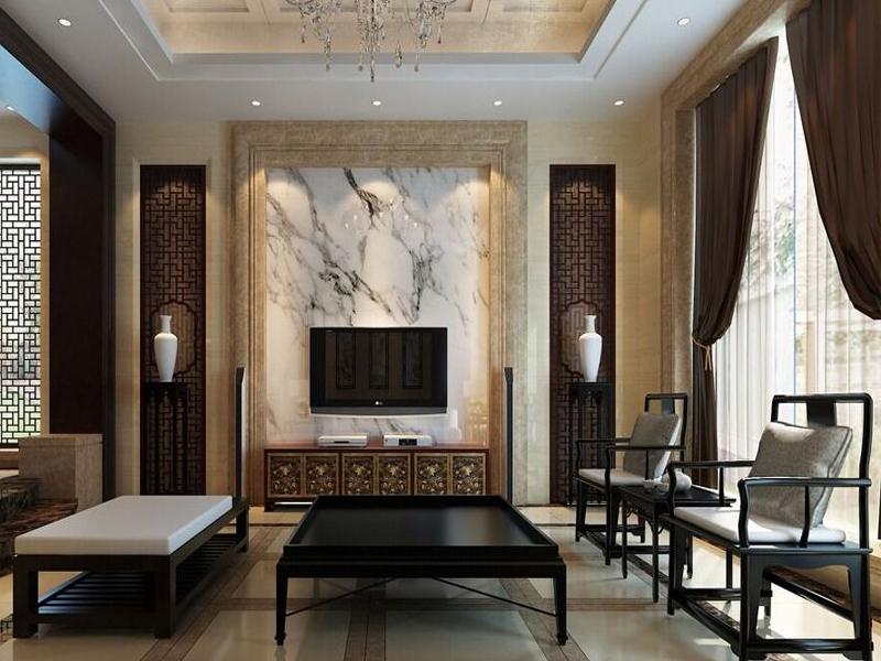 Thiết kế nội thất hiện đại theo phong cách Á Đông