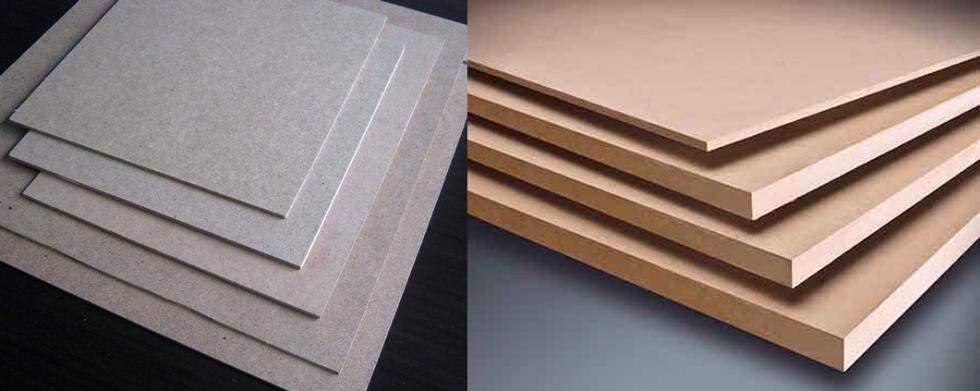 Độ dày mỏng của gỗ