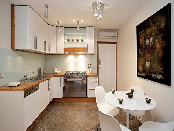 Biến phòng bếp trở thành không gian nghệ thuật với con mắt thẩm mỹ của chủ nhân