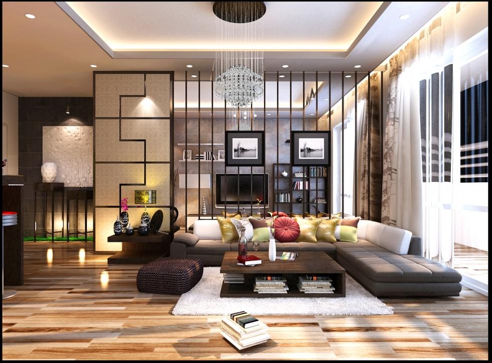 Thiết kế nội thất ngày càng được nhiều gia chủ chú trọng.