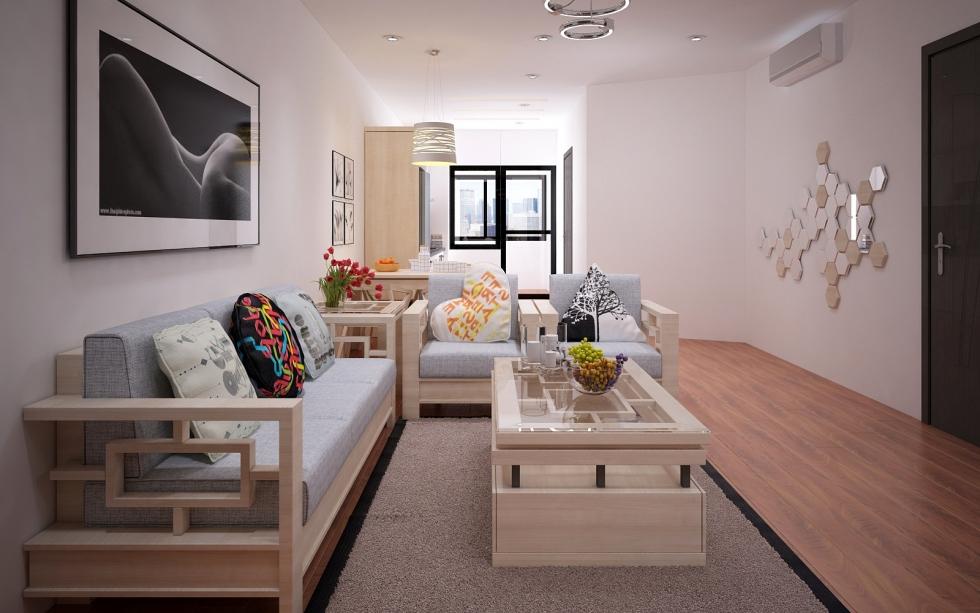Thiết kế nội thất đẹp không chỉ thể hiện gu thẩm mỹ mà còn là cả đẳng cấp của gia chủ