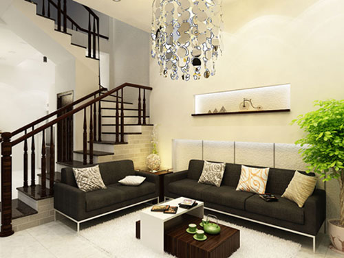 Thiết kế nội thất sẽ giúp cho không gian sống của bạn thêm phần tiện nghi, ấn tượng.