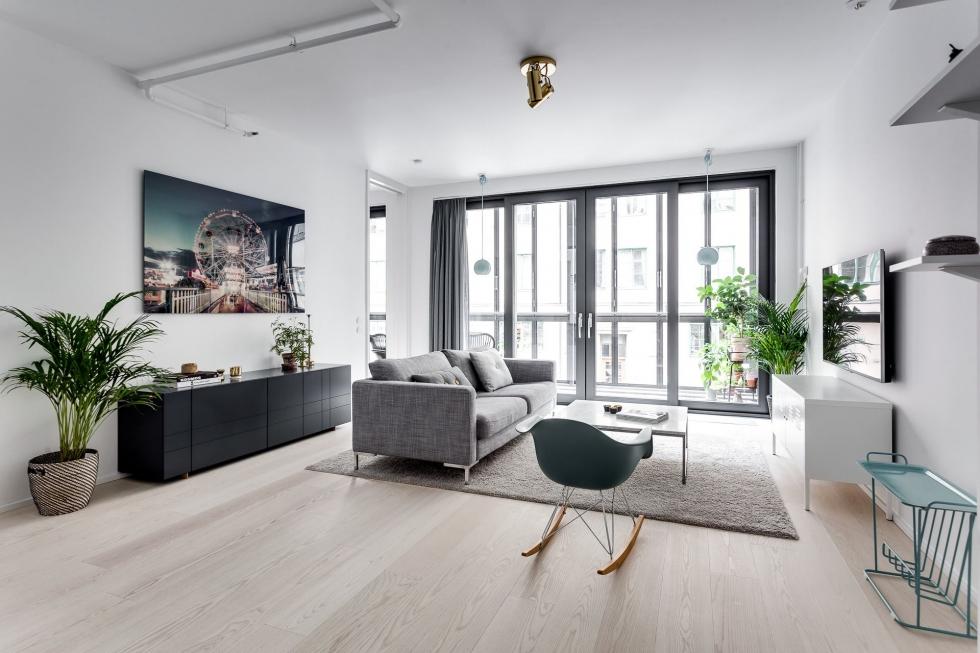 Các phong cách nội thất trên thế giới: phong cách nội thất Bắc Âu