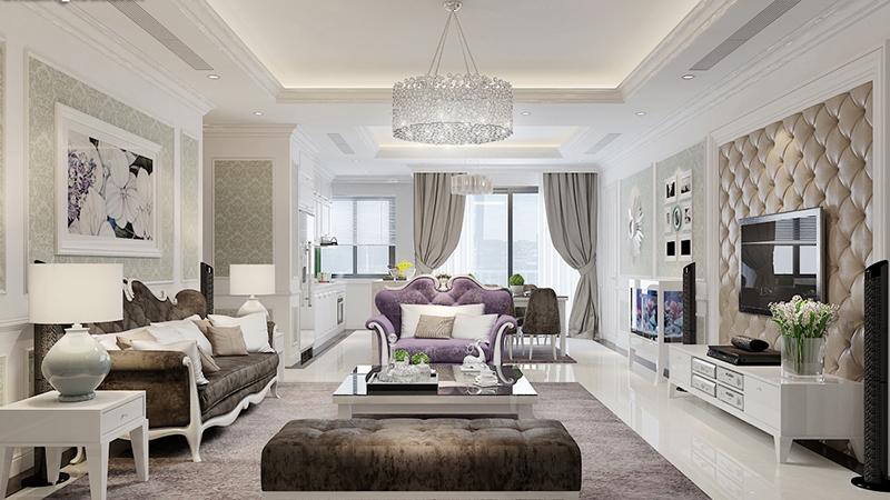 Các phong cách nội thất trên thế giới: phong cách nội thất Hàn Quốc
