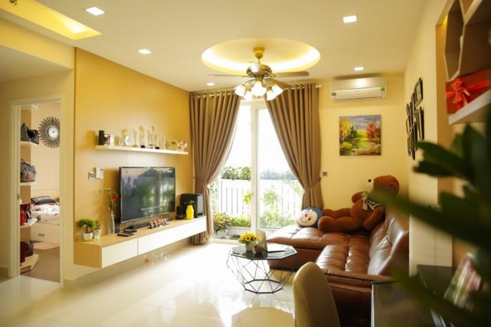 phong cách thiết kế nội thất hiện đại trong nhà hoàng yến chibi
