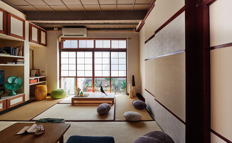 các phong cách nội thất trên thế giới: phong cách nhật bản