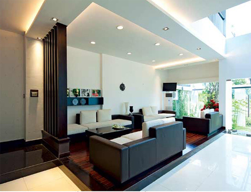 các phong cách thiết kế nội thất nhà hồ ngọc hà