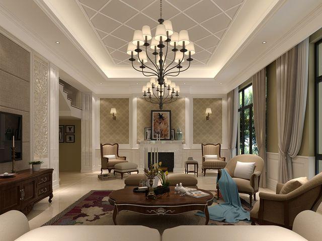phong cách thiết kế nội thất tân cổ điển cho nhà ở 12