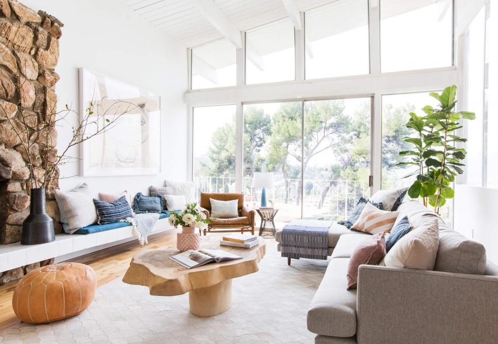 các phong cách thiết kế nội thất nhà ở