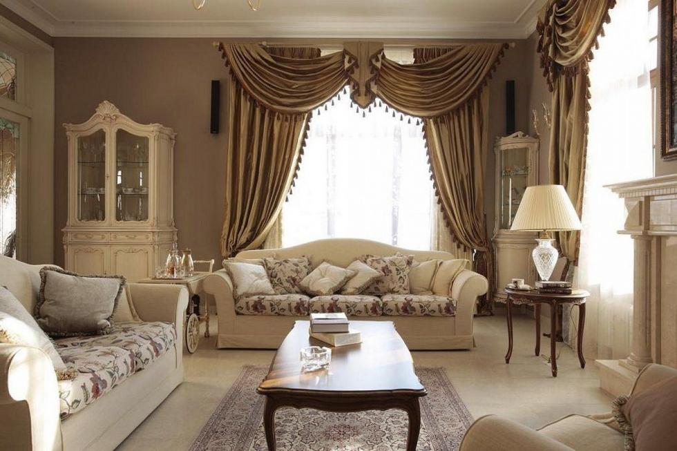 phong cách thiết kế nội thất cổ điển cho nhà ở 3