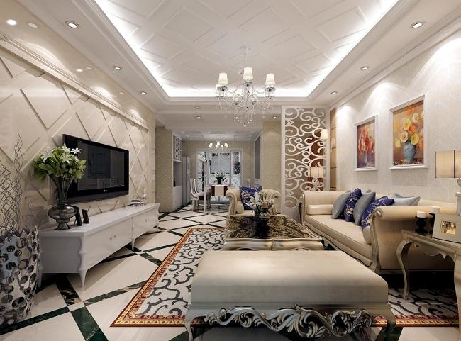 phong cách thiết kế nội thất tân cổ điển cho nhà ở 1