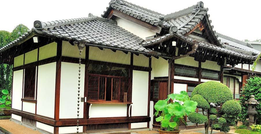 biệt thự nhà Nhật kiểu truyền thống