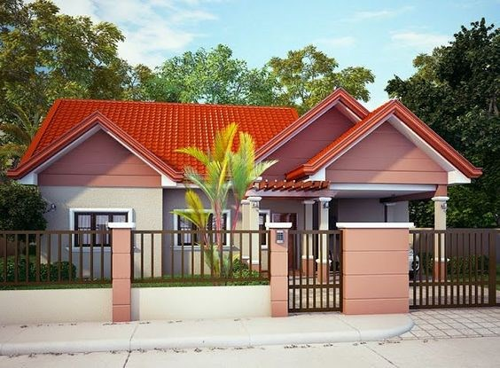 mẫu nhà cấp 4 mái thái - một trong những ngôi nhà cấp 4 đẹp nhất thế giới