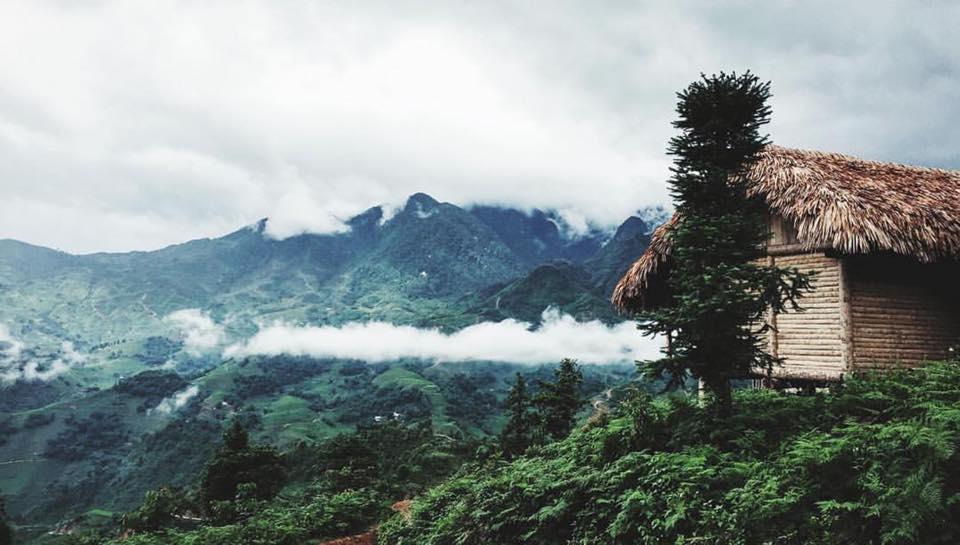 Nằm giữa núi rừng Sapa thơ mộng