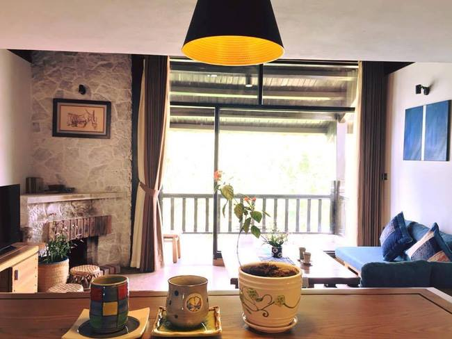 Thiết kế nội thất không gian mở với tầm nhìn ngoạn mục
