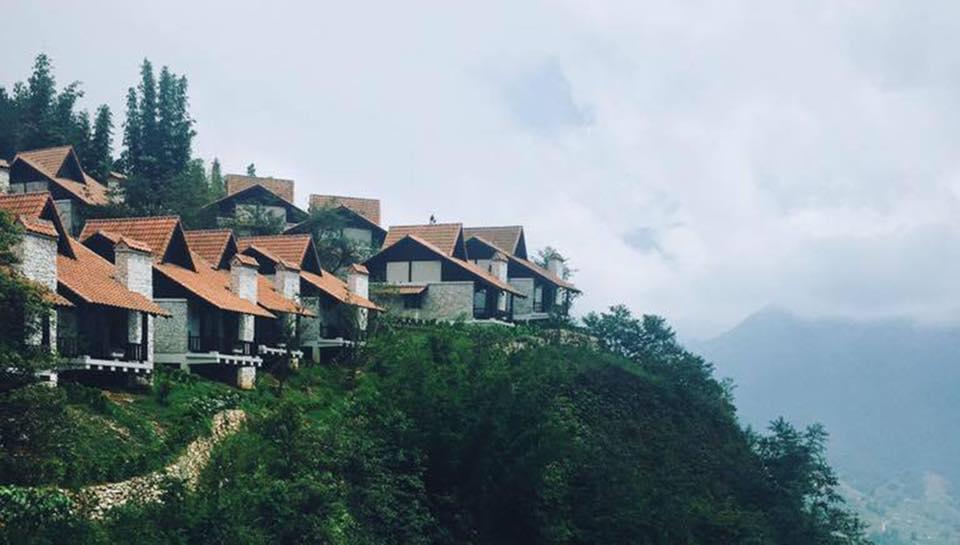 Dãy biệt thự cao cấp Sapa Jade Hill