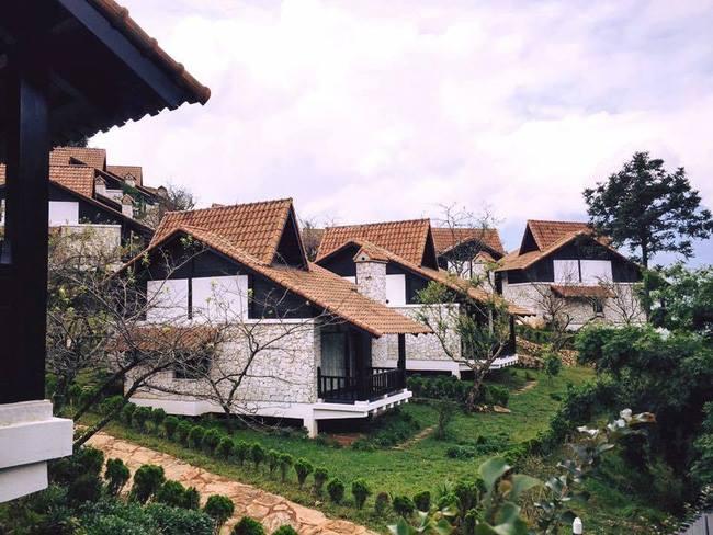 Thiết kế nội thất biệt thự Sapa Jade Hill
