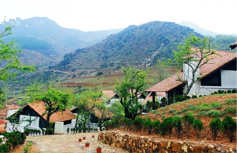 Dự án biệt thự sapa jade hill