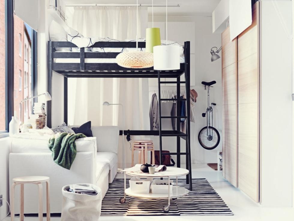 Phòng ngủ phong cách tiểu thư